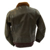 show larger image of product view 9 : Original U.S. WWII Navy AN-J-3A Flight Jacket by Monarch - Size 40