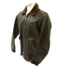 show larger image of product view 3 : Original U.S. WWII Navy AN-J-3A Flight Jacket by Monarch - Size 40