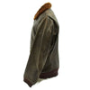 show larger image of product view 10 : Original U.S. WWII Navy AN-J-3A Flight Jacket by Monarch - Size 40
