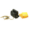 show larger image of product view 1 : Original U.S. WWII USAAF AN-N6 Motion Picture Gun Camera with 16mm Kodachrome II Film Original Items