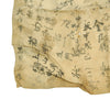 "show larger image of product view 3 : Original Japanese WWII Hand Painted Cloth Good Luck Flag - 29"" x 40"" Original Items"