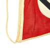 show larger image of product view 3 : Original German WWII NSDAP National Socialist Vehicle Staff Pennant Flag Original Items