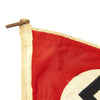 show larger image of product view 4 : Original German WWII NSDAP National Socialist Vehicle Staff Pennant Flag Original Items