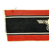 show larger image of product view 3 : Original German WWII Deutscher Volkssturm Wehrmacht Armband - Unissued Original Items