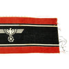 show larger image of product view 6 : Original German WWII Deutscher Volkssturm Wehrmacht Armband - Unissued Original Items