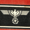 show larger image of product view 7 : Original German WWII Deutscher Volkssturm Wehrmacht Armband - Unissued Original Items