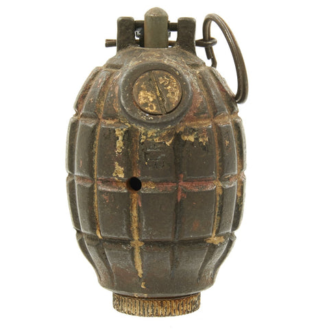 Original British WWII Mills Bomb No. 36M MKII Grenade Dated 1940 by Howard Bullier