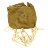 show larger image of product view 8 : Original German WWII Luftwaffe Fallschirmjager RZ20 Camouflage Parachute - Paratrooper Original Items