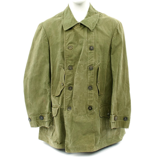 Original German WWII Gebirgsjäger Mountain Trooper Wind Jacket