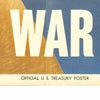 show larger image of product view 3 : Original U.S. WWII 85 Million Americans Hold War Bonds Poster Original Items