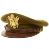 show larger image of product view 1 : Original U.S. WWII USAAF Officer Crush Cap by Saks Fifth Avenue Original Items