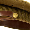 show larger image of product view 9 : Original U.S. WWII USAAF Officer Crush Cap by Saks Fifth Avenue Original Items