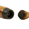 show larger image of product view 11 : Original U.S. WWII 1944 Dated Navy 3 Inch Wooden Drill Rounds by VMC - Cased Set of 4 Original Items