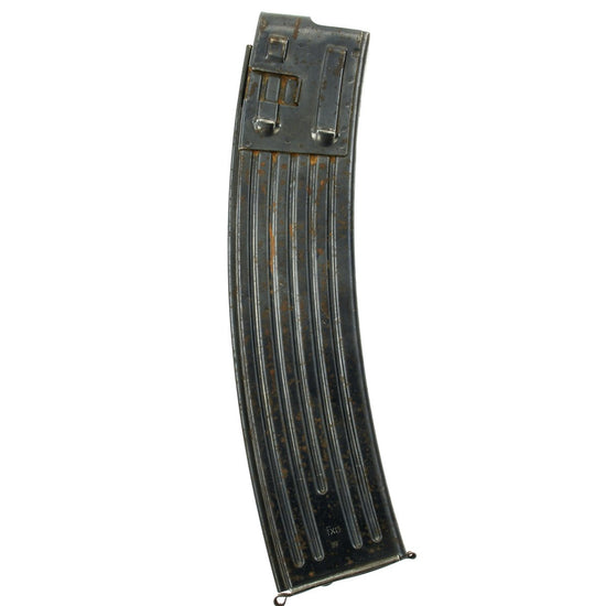 Original Rare German WWII MKb 42 u.MP 43 Sturmgewehr Magazine marked fxo - STG 44 MP 44