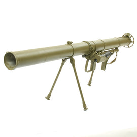 Original Spanish 88.9mm Instalaza M65 Bazooka Anti-Tank Launcher - Inert