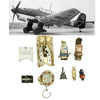 show larger image of product view 1 : Original German WWII Shot Down Stuka Junkers Ju 87 Parts Original Items
