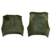 Original French 1st Empire Napoleonic Cuirassier Breast and Back Plate - Circa 1810