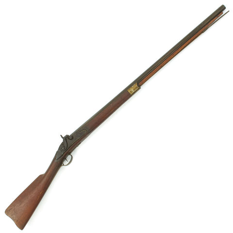 Original U.S. Civil War Era Springfield-Style Percussion Musket Half-Stocked for the Frontier Original Items