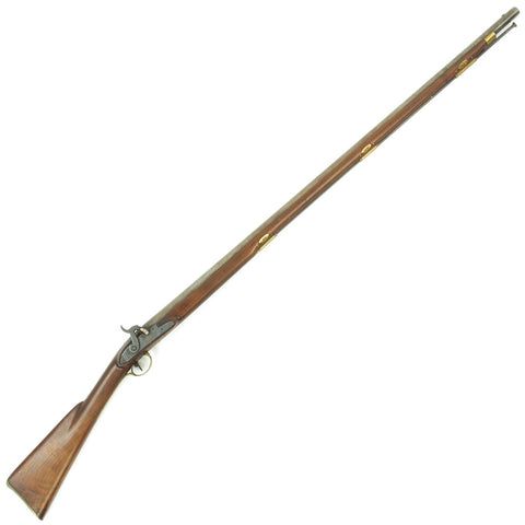 Original U.S. Percussion Musket with British Lock by Ashmore and Springfield Barrel dated 1824 Original Items