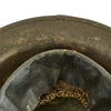 "show larger image of product view 10 : Original U.S. WWI M1917 89th Infantry Division Doughboy Helmet - ""The Rolling W"" Original Items"