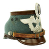 show larger image of product view 2 : Original German WWII Rural Polizei Shako by Hans Romer - Size 56cm Original Items
