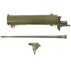 show larger image of product view 1 : Original German WWI Maxim MG 08 Spare Parts Grouping - Water Jacket with Barrel and Lock Original Items