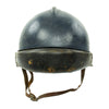 show larger image of product view 4 : Original French M45 Joan of Arc Mle45 Helmet - Dated 1950