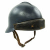 show larger image of product view 3 : Original French M45 Joan of Arc Mle45 Helmet - Dated 1950