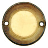 show larger image of product view 2 : Original U.S. WWII Normandy D-Day Invasion Paratrooper Luminous Disc Helmet Marker Original Items