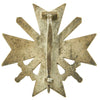 show larger image of product view 2 : Original German WWII War Merit Cross KvK 1st Class with Swords by Kerbach & Österhelt of Dresden Original Items