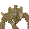 show larger image of product view 5 : Original German WWII Bronze Grade Infantry Assault Badge by Adolf Schilze in Box Original Items