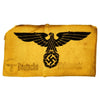 show larger image of product view 1 : Original German WWII State Service Army Volunteer Armband with Depot Stamp - Deutsche Wehrmacht Original Items