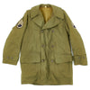 show larger image of product view 8 : Original U.S. WWII Named Tank Destroyer Mackinaw Coat Jeep Jacket Original Items