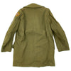 show larger image of product view 9 : Original U.S. WWII Named Tank Destroyer Mackinaw Coat Jeep Jacket Original Items