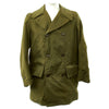 show larger image of product view 2 : Original U.S. WWII Named Tank Destroyer Mackinaw Coat Jeep Jacket Original Items