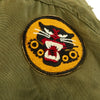show larger image of product view 3 : Original U.S. WWII Named Tank Destroyer Mackinaw Coat Jeep Jacket Original Items