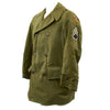 show larger image of product view 1 : Original U.S. WWII Named Tank Destroyer Mackinaw Coat Jeep Jacket Original Items