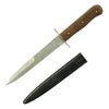 show larger image of product view 1 : Original German WWII Luftwaffe Fallschirmjäger Fighting Knife - Weimar Eagle 5 Marked Original Items