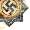 show larger image of product view 2 : Original German WWII Luftwaffe Gold 1941 German Cross Award Embroidered Cloth Badge in Cellophane Original Items