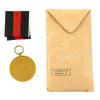 show larger image of product view 2 : Original German WWII Unissued 1 October 1938 Commemorative Sudetenland Medal in Packet Original Items