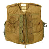 show larger image of product view 6 : Original U.S. Vietnam War M-1952A Flak Body Armor Vest by Stein Bros - Dated 1953
