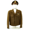 show larger image of product view 7 : Original U.S. WWII 91st Troop Carrier Squadron Named Glider Pilot Grouping