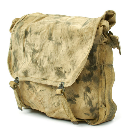Original U.S. WWII USMC Marine Raider Painted Camouflage M41 Lower Pack
