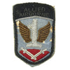show larger image of product view 3 : Original U.S. WWII British Made 1st Allied Airborne Patch Pair - Bullion and Cloth Original Items
