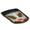 show larger image of product view 7 : Original U.S. WWII British Made 1st Allied Airborne Patch Pair - Bullion and Cloth Original Items