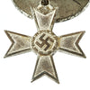 show larger image of product view 6 : Original German WWII Knight's Cross of the War Merit Cross KvK Button Pin by Steinhauer & Lück Original Items