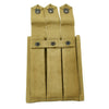 show larger image of product view 22 : Original U.S. WWII USMC Field Gear Set: M1923 Garand Belt, M1941 Lower Bag & Thompson Mag Pouch Original Items