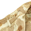 show larger image of product view 5 : Original U.S. WWII Named USMC P42 Reversible Camouflage HBT Trousers Original Items