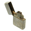 show larger image of product view 3 : Original U.S. WWII Named China Marine Silver Lighter - Peking 1946 Original Items