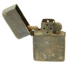 show larger image of product view 8 : Original U.S. WWII Named China Marine Silver Lighter - Peking 1946 Original Items